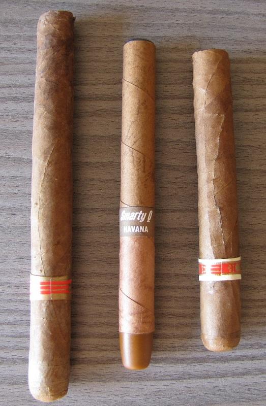 comparatif cigares et smarty Q Havana
