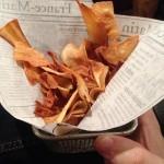 soirée 1664 - chips maison