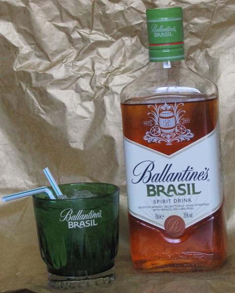 caïpiballsao - ballantine's brasil