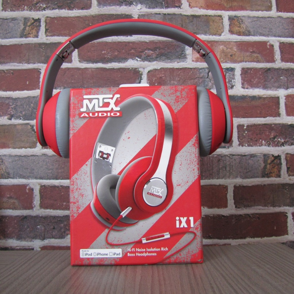 Casque ix1 MTX audio