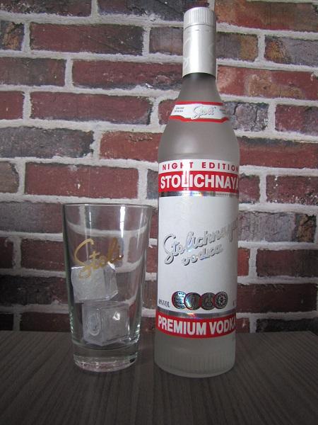 Stoli premium vodka