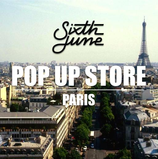 popupstore sixth june
