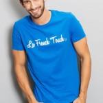 tshirt bleu jules