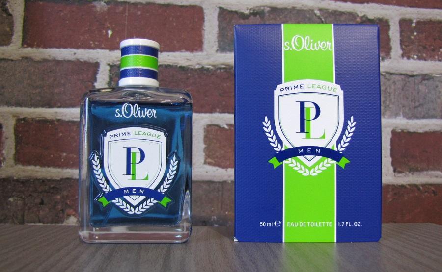 parfum S.Oliver prime league