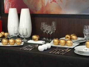 Ambiance de table - Brossard Traiteur