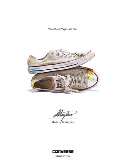 Converse All Star, made for you.