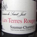 saumur champigny - reuilly - mets vins