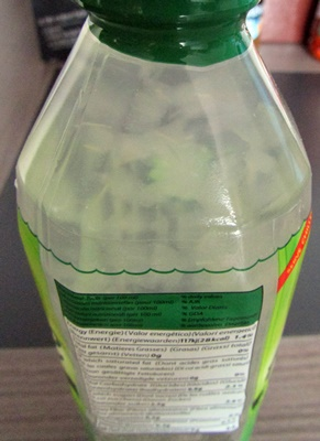 aloe drink for live