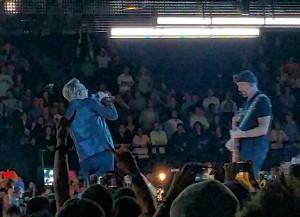 Bono et The Edge
