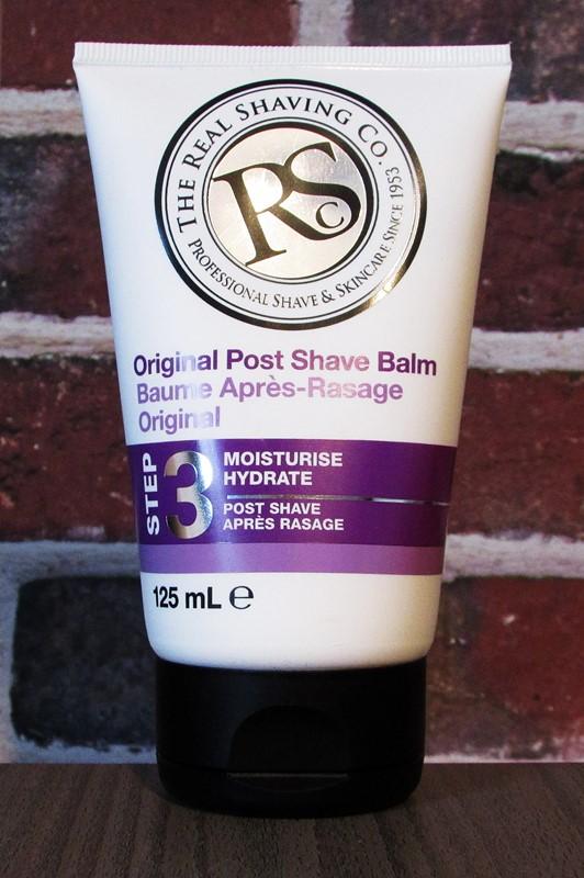 real shaving co baume apres rasage