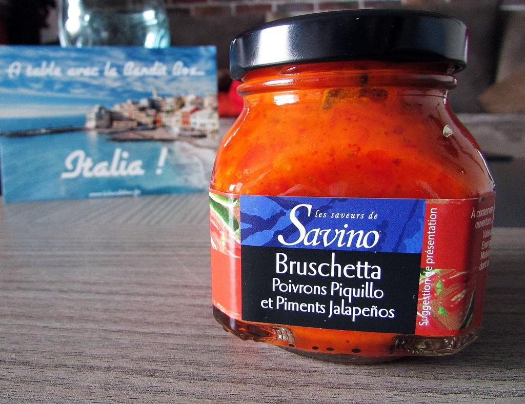 bruschetta - bandit box