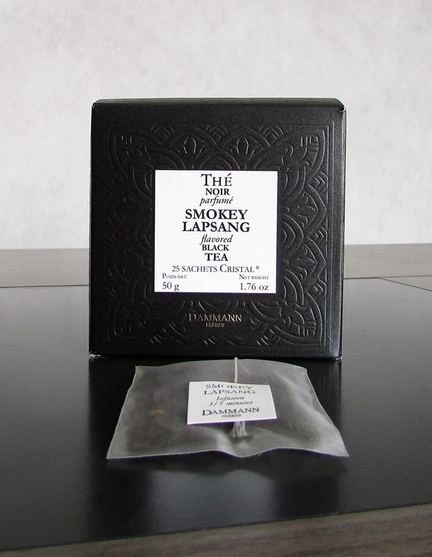 dandybox - smokey lapsang dammann freres