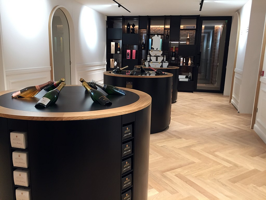 boutique boizel Epernay