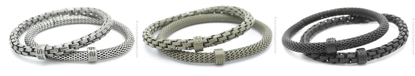 bracelets mr snake mr silis