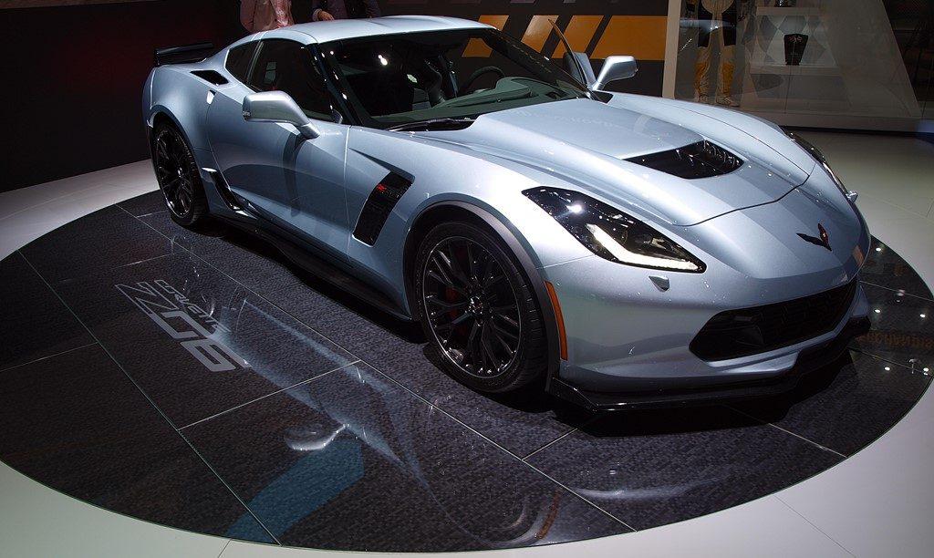 supercars corvette z06