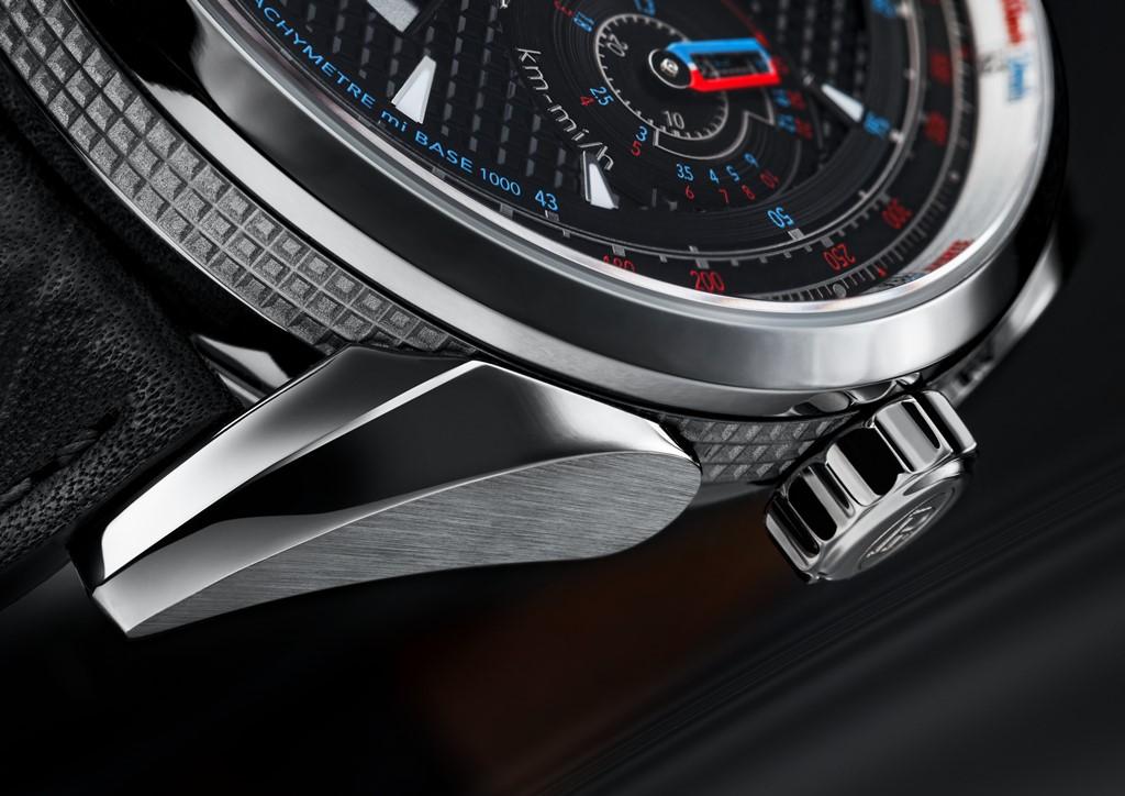 Bugatti aerolithe performance - corne