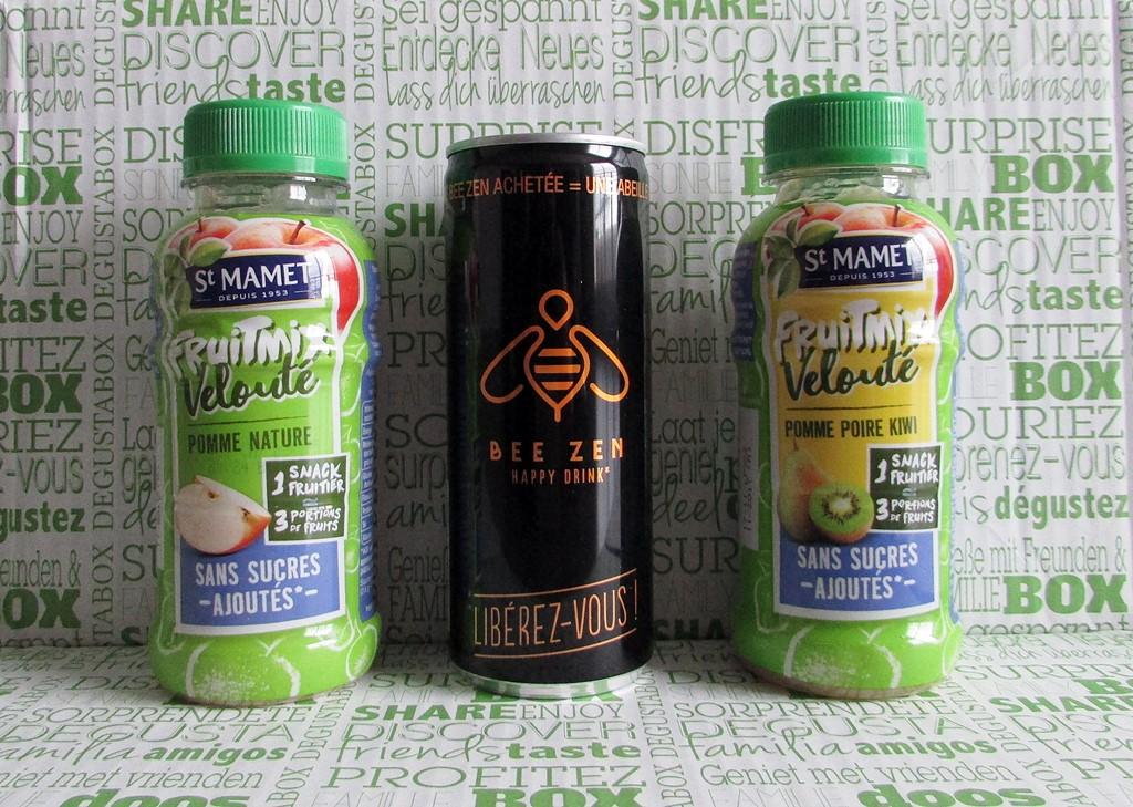 degustabox Bee zen st mamet
