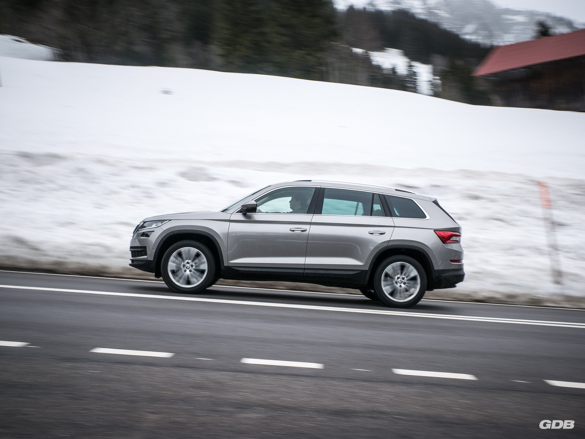 Skoda Kodiaq-Crédit photo Guillaume - GDB.tv