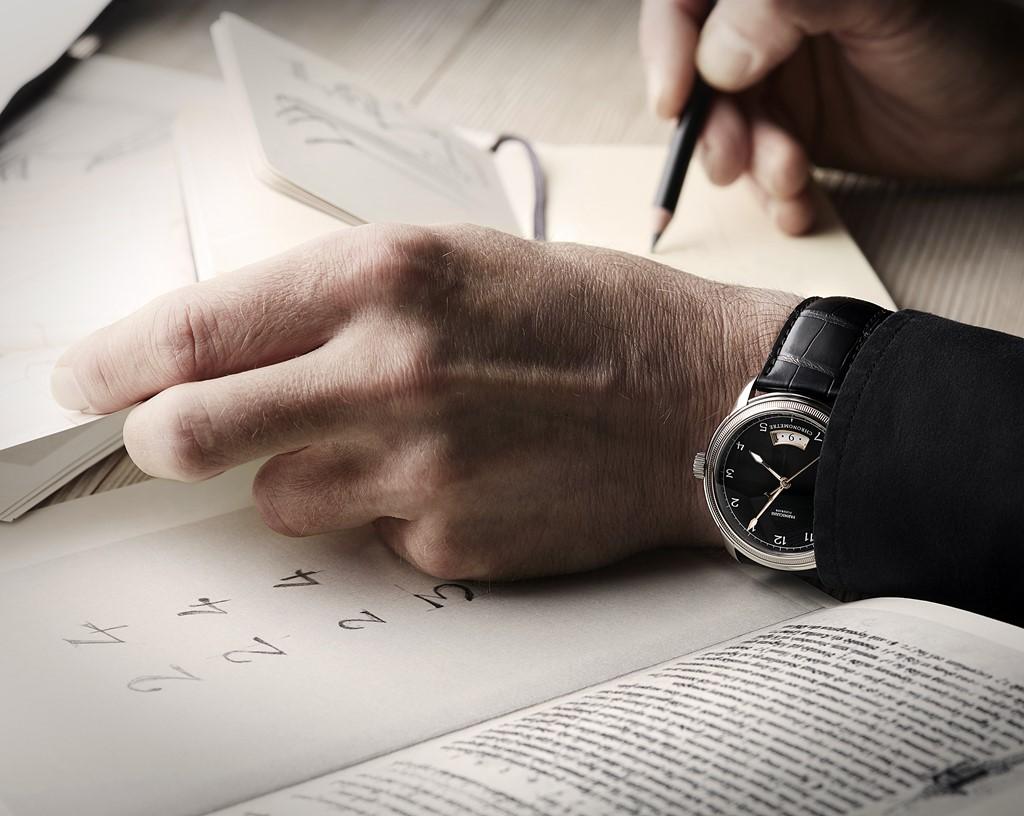 toric chronometre inspiration