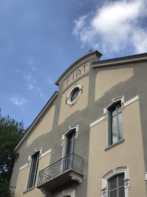 centro storico fiat torino