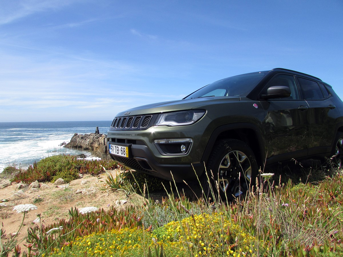 jeep compass off road cascais