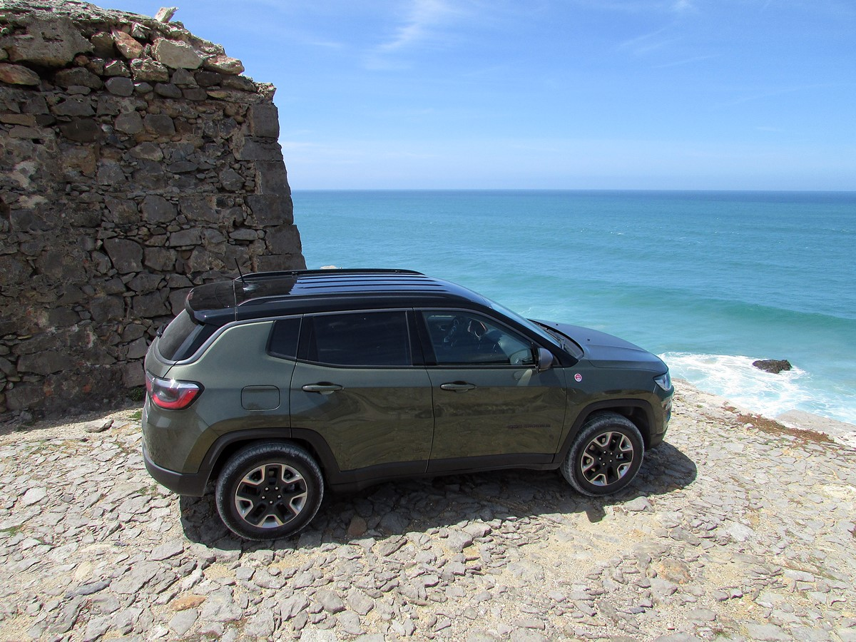 jeep compass recalculating