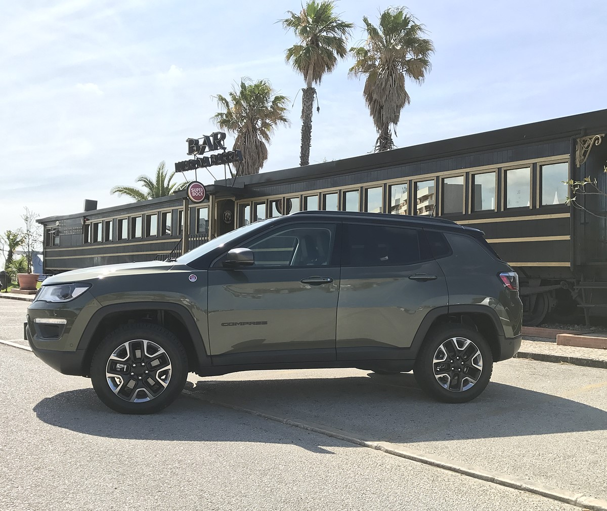 jeep compass trailhawk cascais