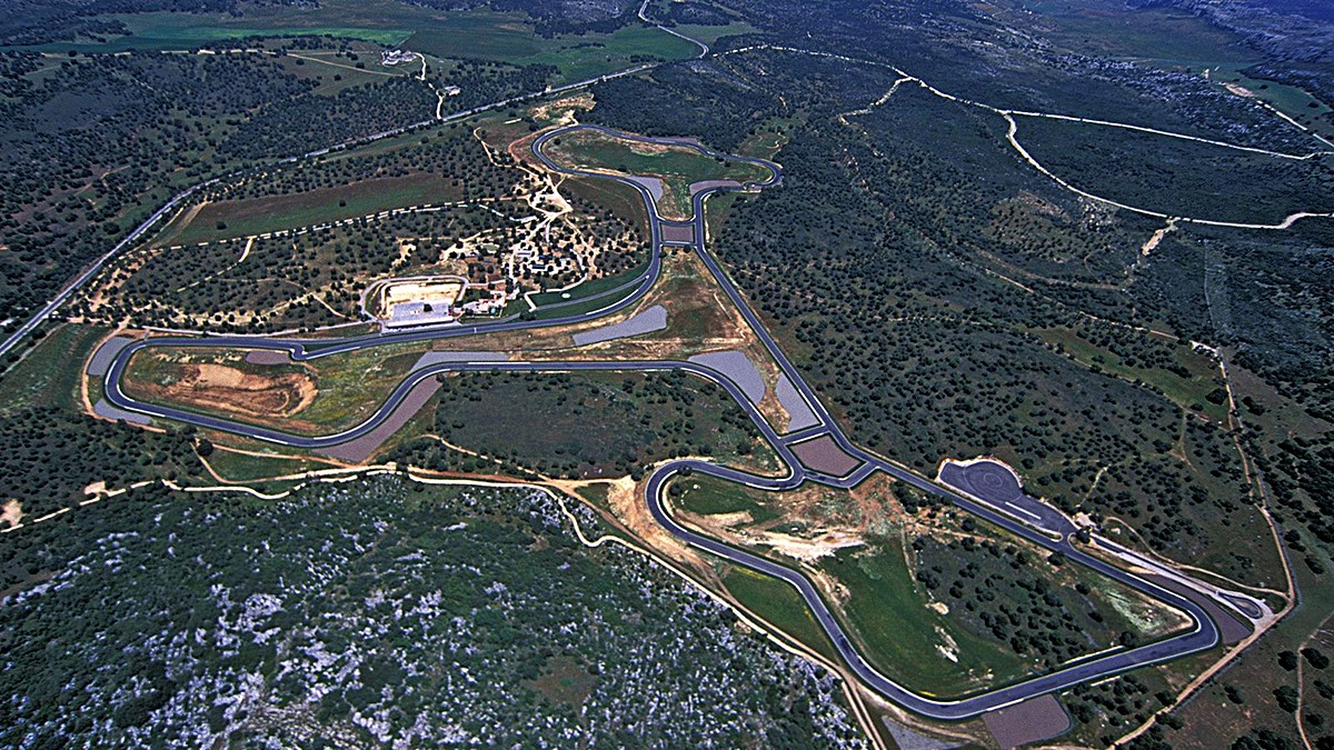 Circuit Ascari