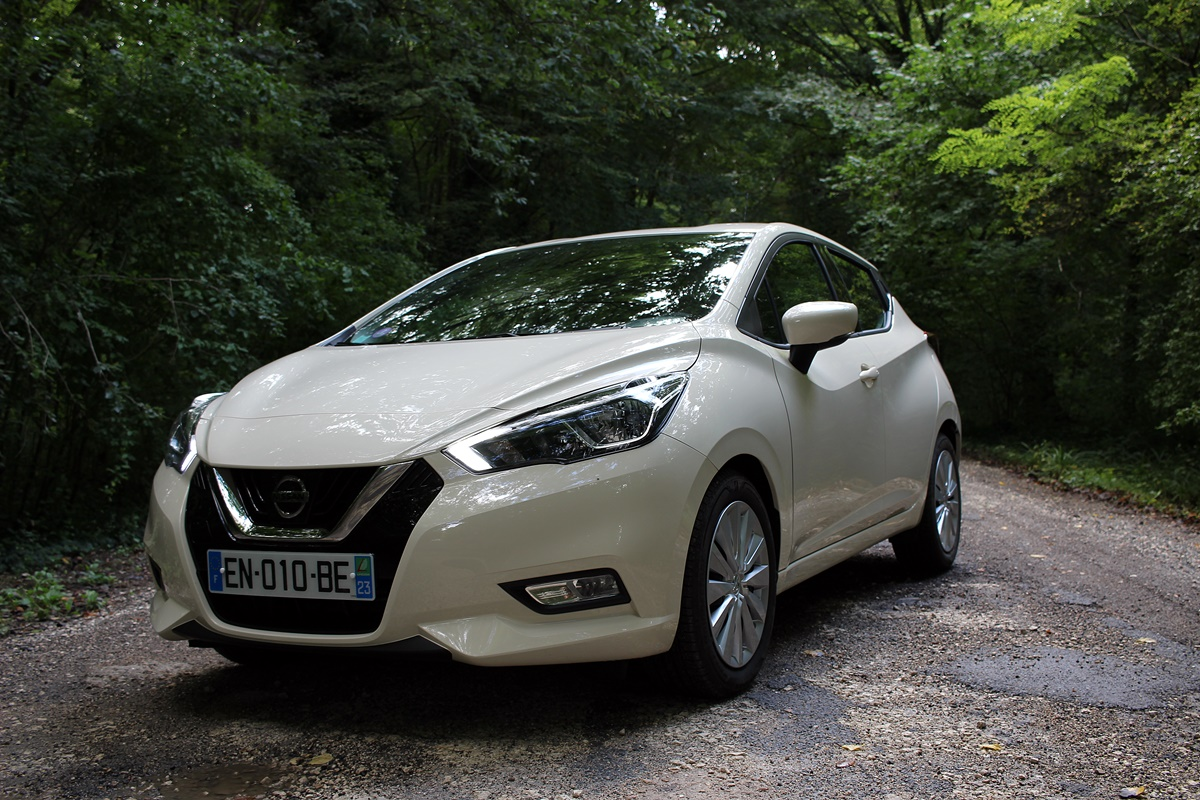 Nissan micra foret