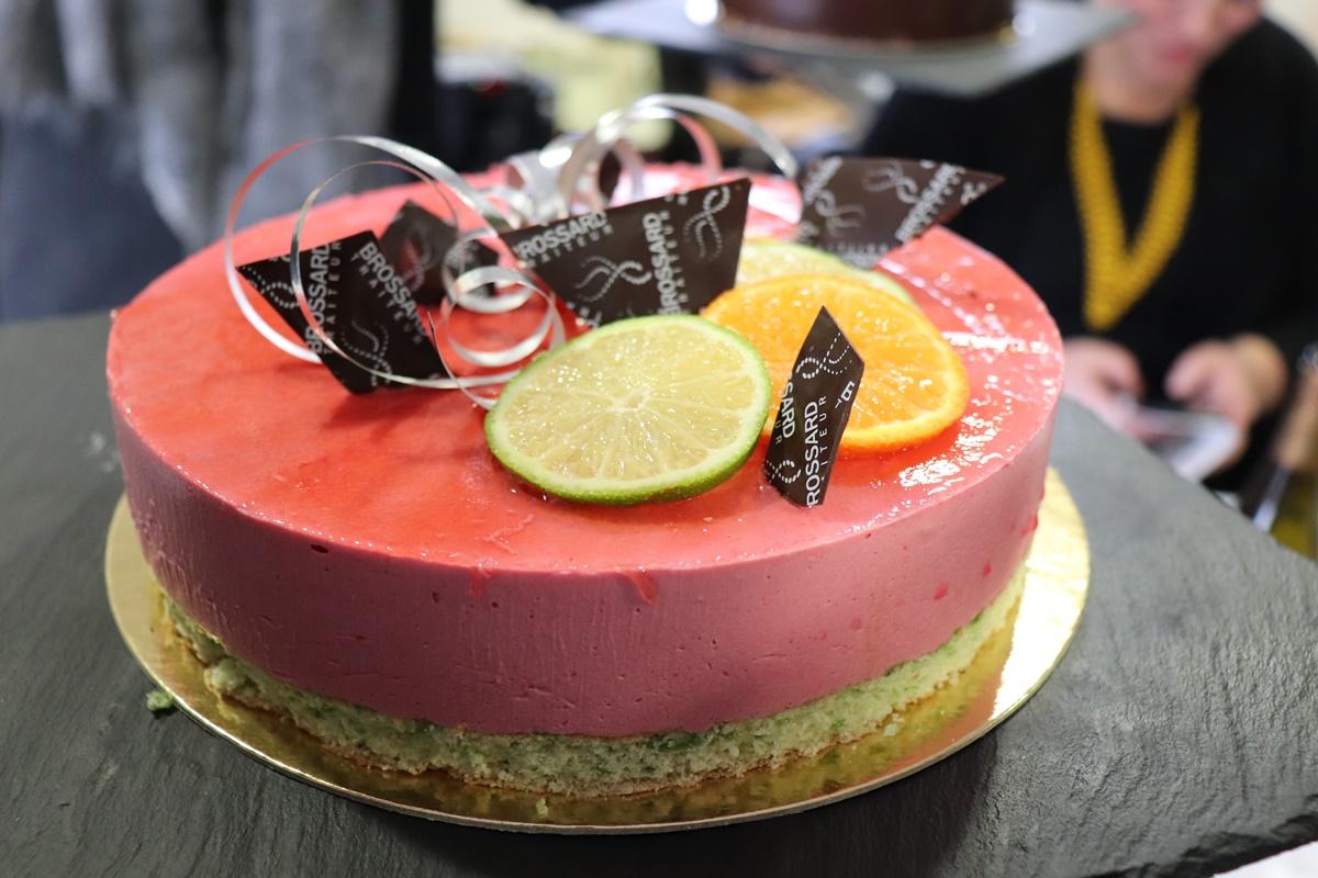 brossard traiteur - Dessert Maracudja