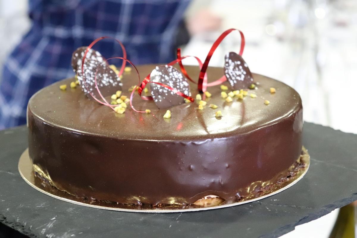 brossard traiteur - Dessert Metisse Croquant