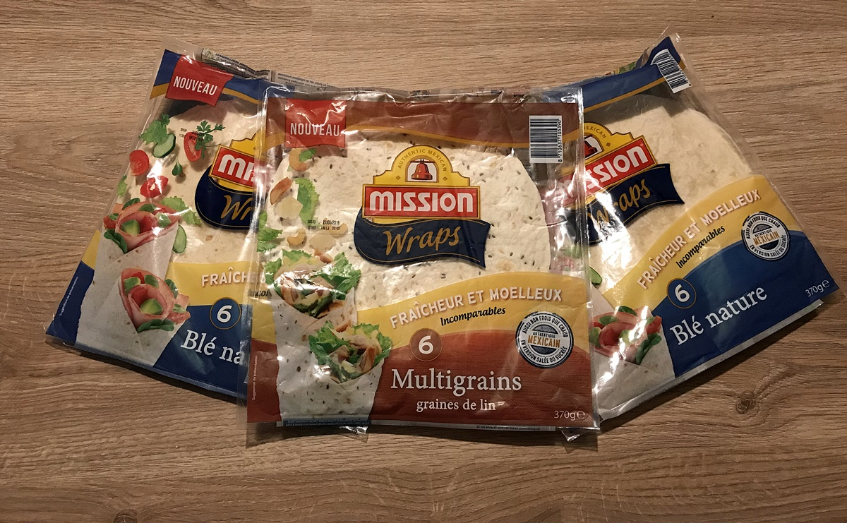 degustabox mission wraps