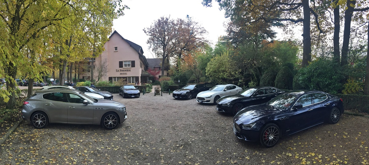 Maserati gamme MY18