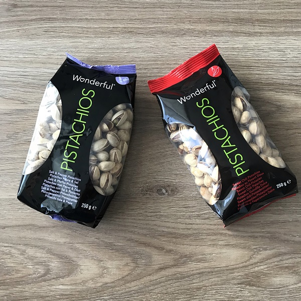 degustabox pistachios