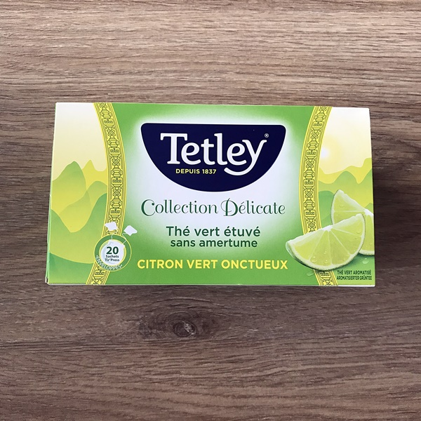 degustabox tetley