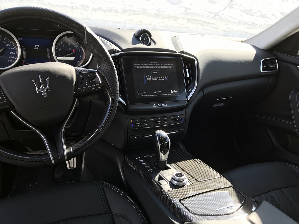 interieur gransport ghibli