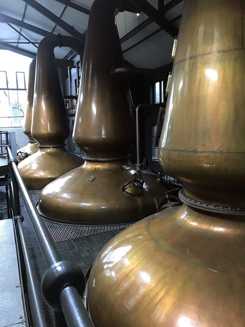 jura - alambic distillerie