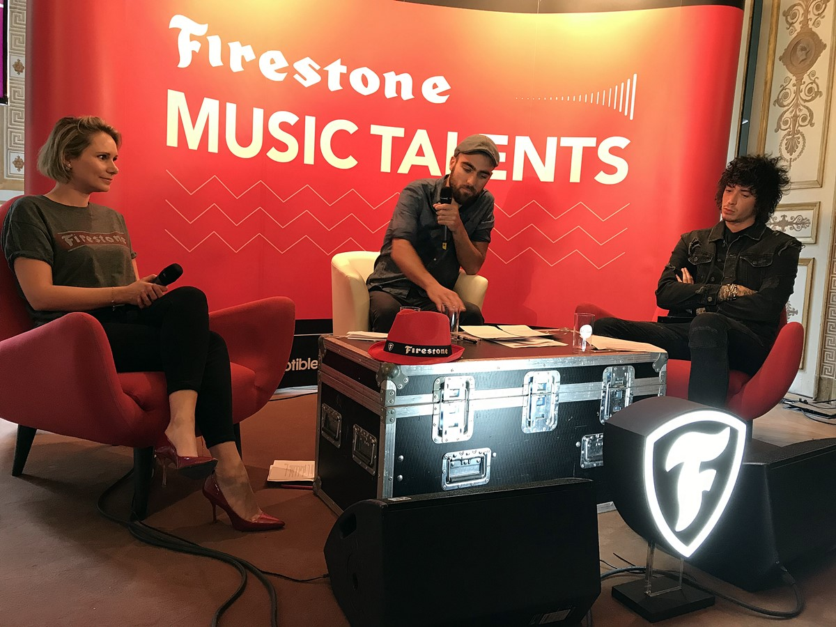 firestone music talents