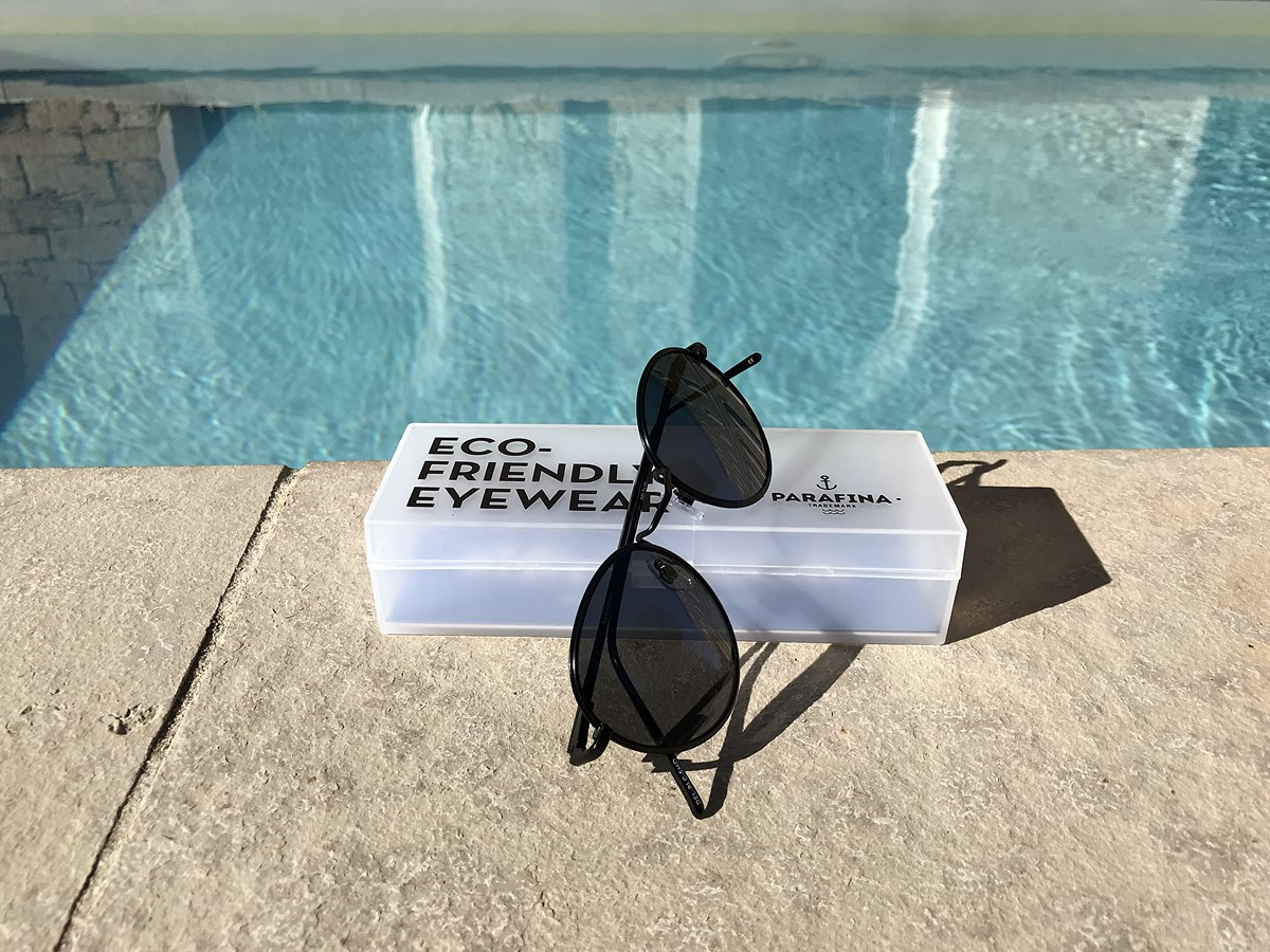 parafina eco-friendly eyewear