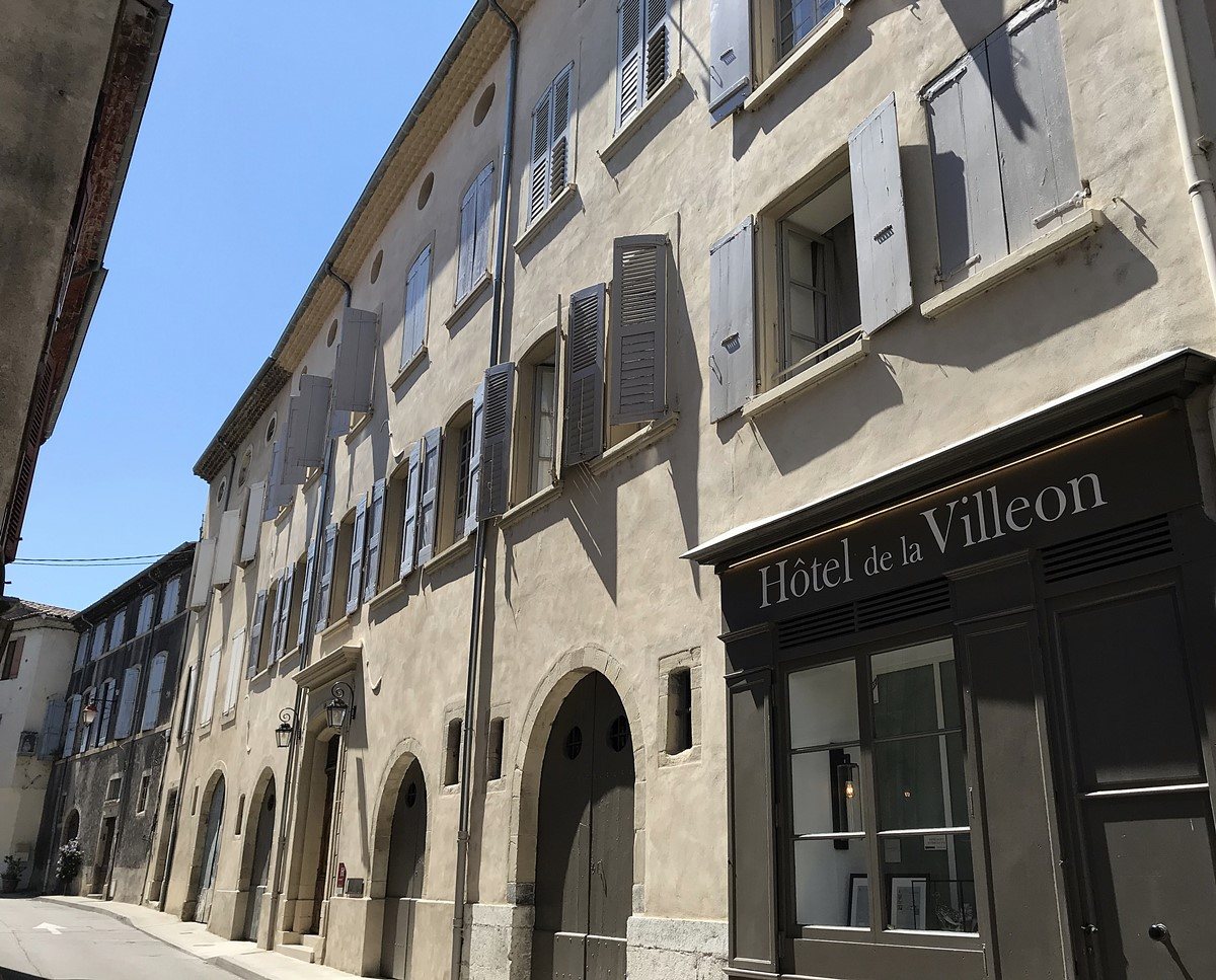 hotel de la villeon - rue davity