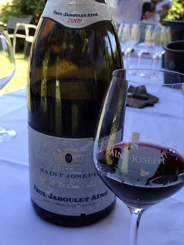 paul jaboulet ainé - domaine de la croix des vignes 2009