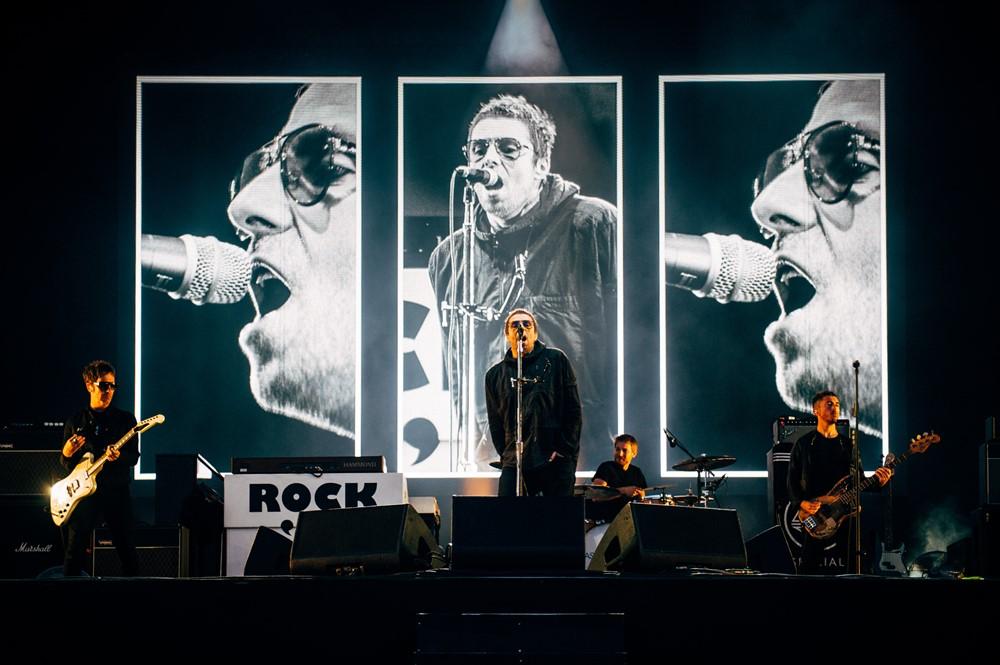 Liam Gallagher @ Olivier Hoffschir