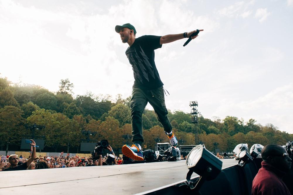 Mike Shinoda @ Olivier Hoffschir