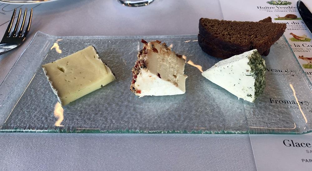 tour des terroirs - fromages de la ferme gennetay