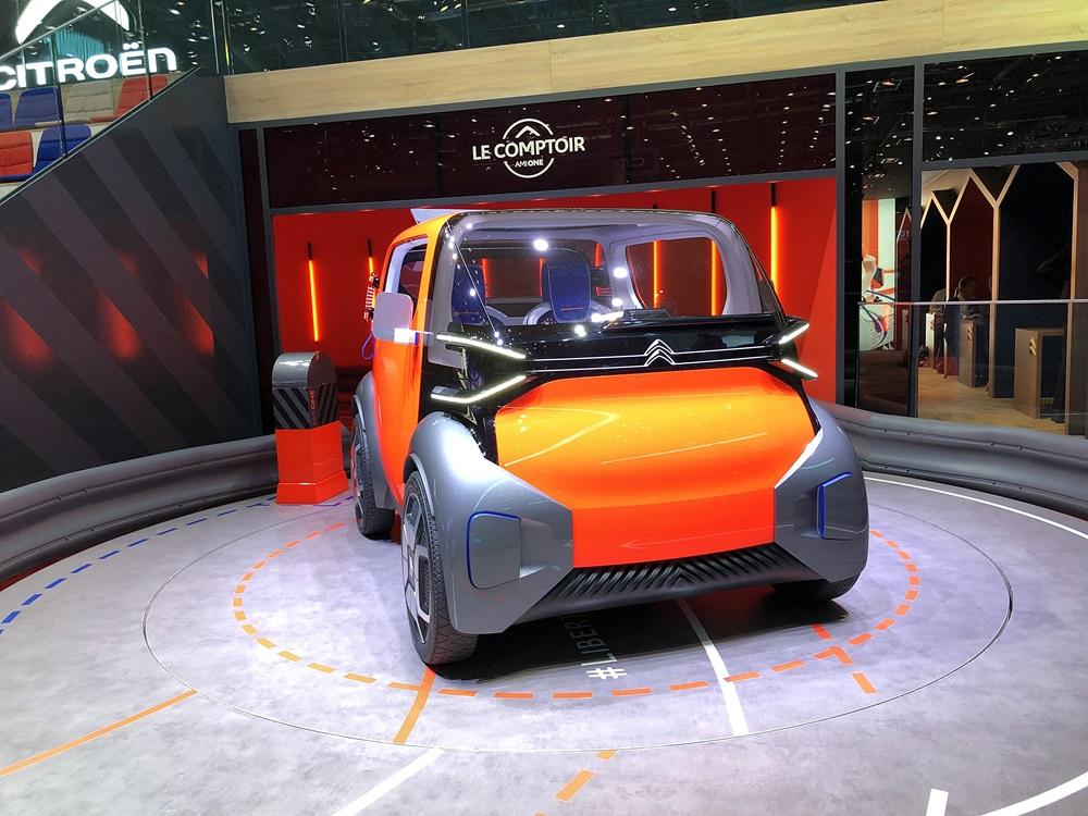 Citroën AMI – Et si on ressuscitait la 2CV?