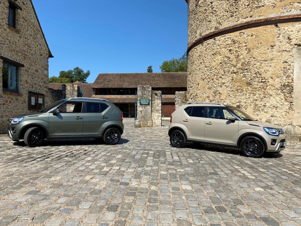 Suzuki Swift, Swift Sport et Ignis passent à l'hybride